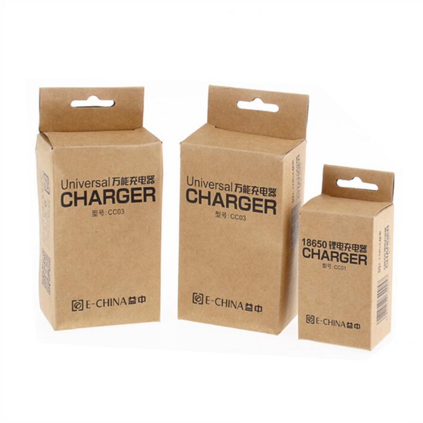 Charger Kraft Box