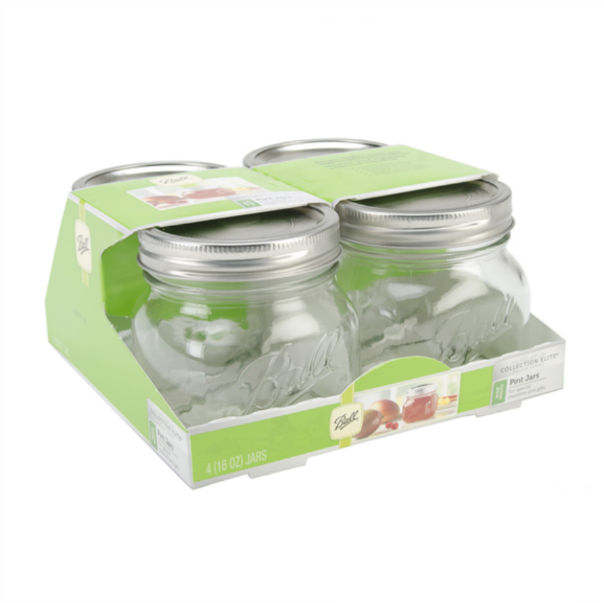 Printed Paper Box For Glass Jars