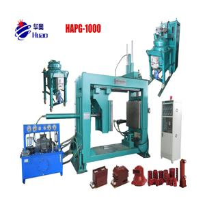 Epoxy resin Hydraulic APG Casting machine