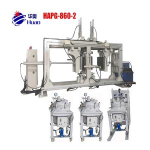 Epoxy resin Hydraulic Gel APG Process Clamping machine