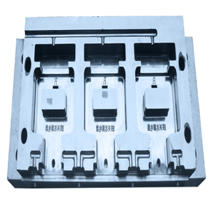 Low voltage transformer casting mold
