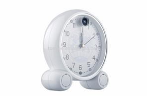 Wireless Hidden Clock Camera battery backup