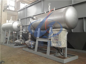 GFA Type Dissolved Air System