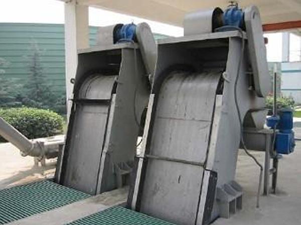 GL Type Mechanical Screen