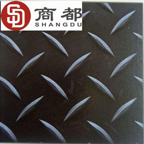 Diamond Rubber Sheet