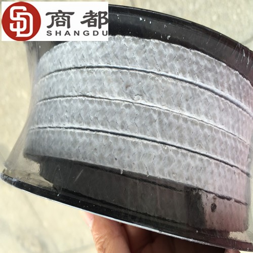 Asbestos Ptfe Gland Packing With Oil