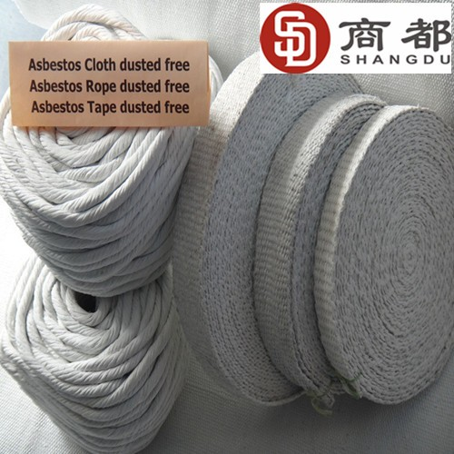 Asbestos Twisted Rope Without Dust