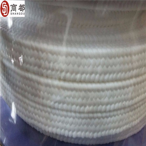 Pure Ptfe Gland Packing With Oil