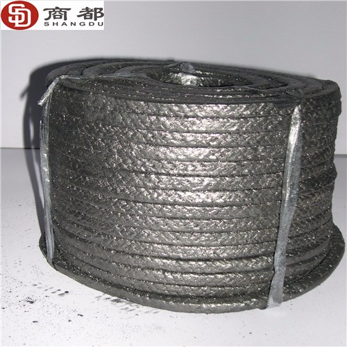 Asbestos Graphite Gland Packing With Inconel Wire