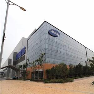 Cooperation with the Samsung factory