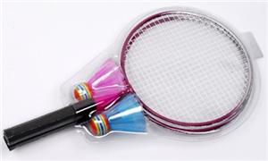 Steel Badminton Racket