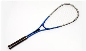 Alu Squash Racket