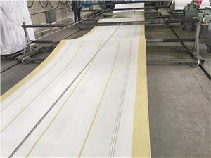 Corrugator Belt Order from Nigeria