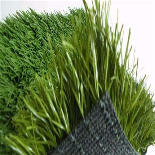 Artificial sports turf grass for football