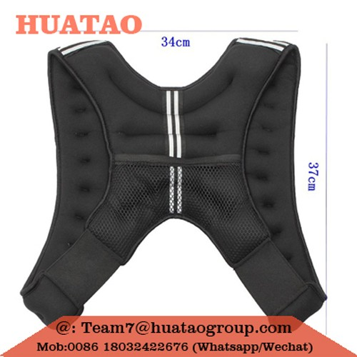 Training Weighted Vest