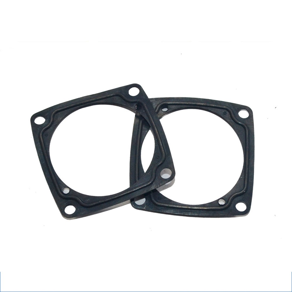 Food Grade Customized Heat-resistant Color Silicone Rubber Gasket