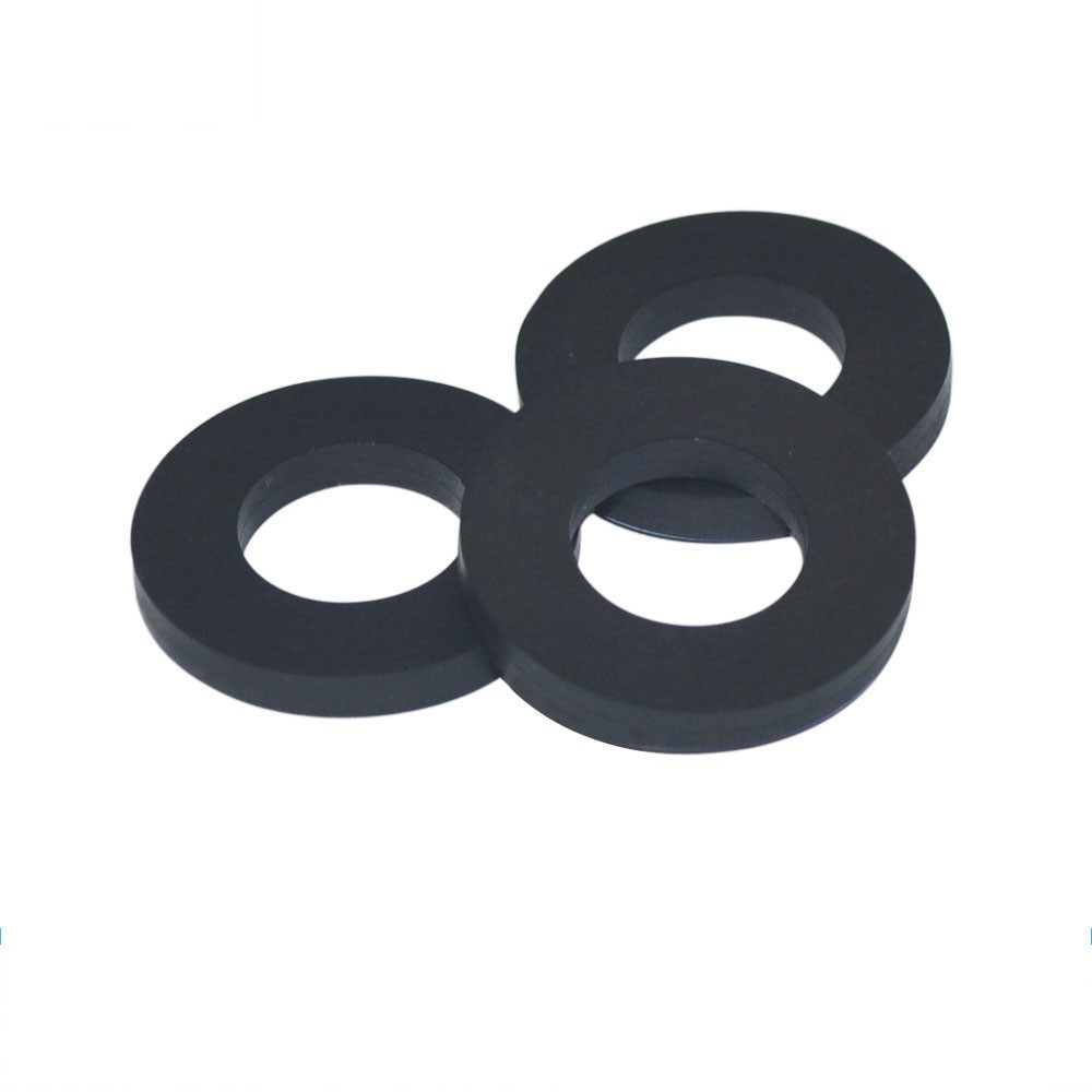 ISO9001:2008 Custom Eco-friendly Waterproof Silicone Washer Manufacturer