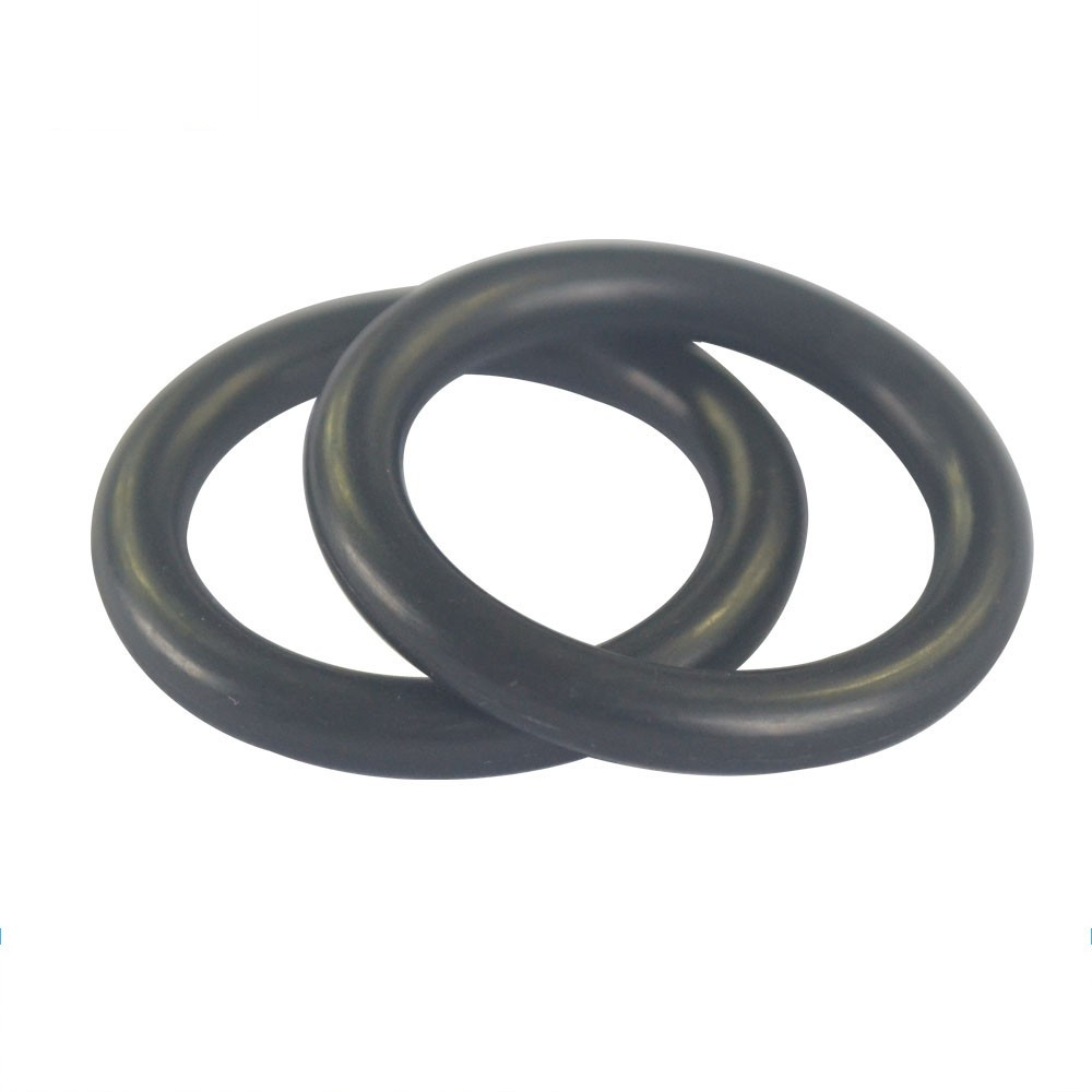ISO9001/TS16949 Custom Molded High Chemical Resistance FFKM Hydraulic Oil Seals Ring