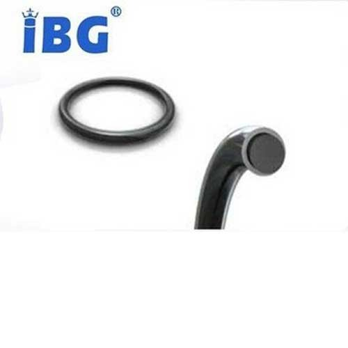 ISO9001:2008 Certification High Quality Corrosion-resistant Black Teflon Encapsulated Viton O Ring