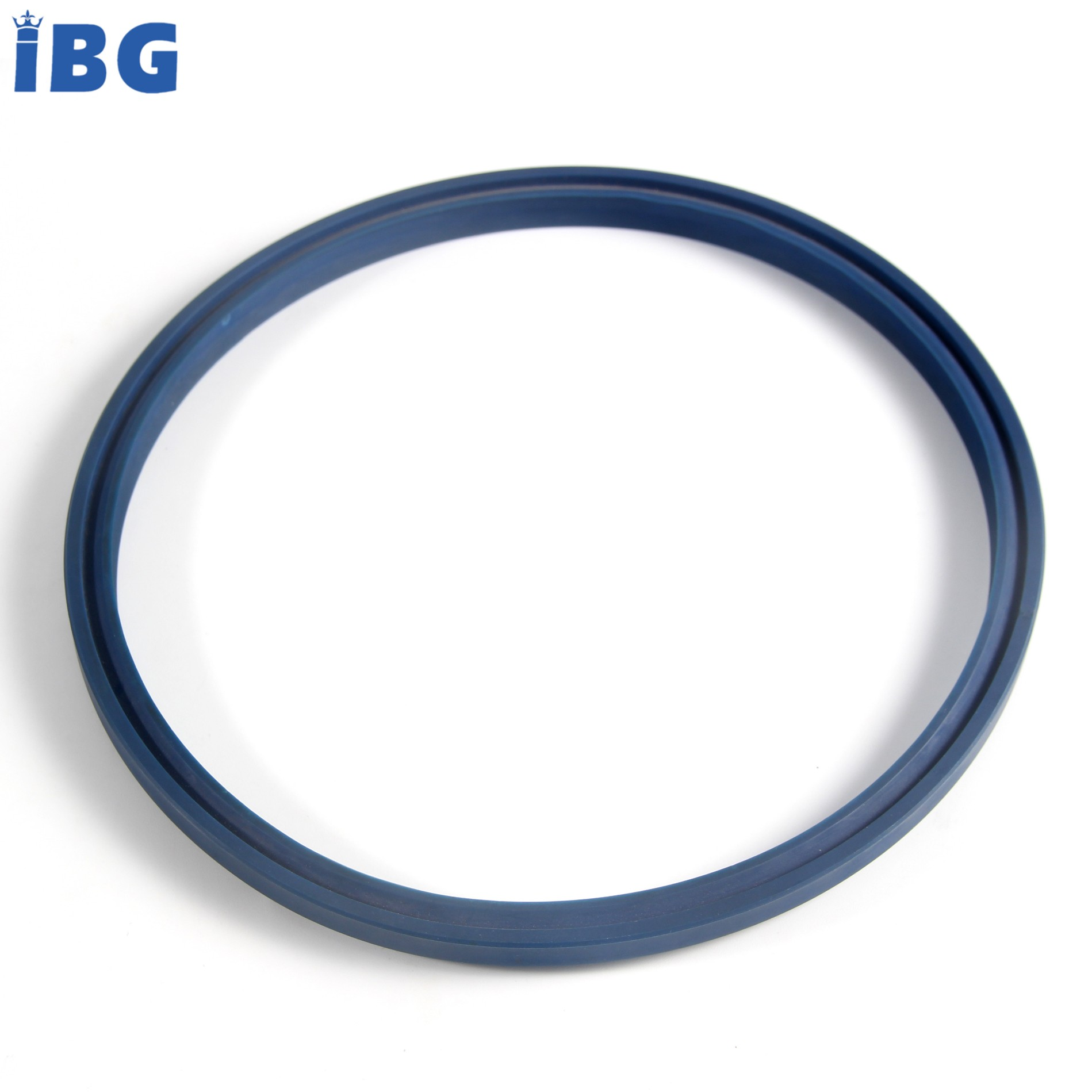 Custom Size Reliable Quality Chemical Resistant Black Viton Y-Ring