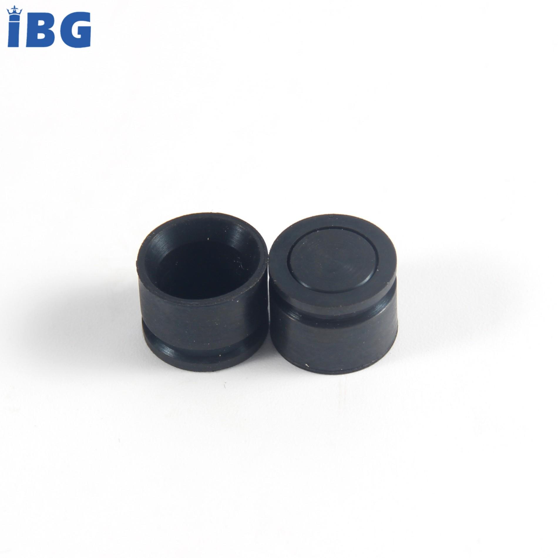 Custom Molded Elasticity Wear-resistant NR Cap Maker