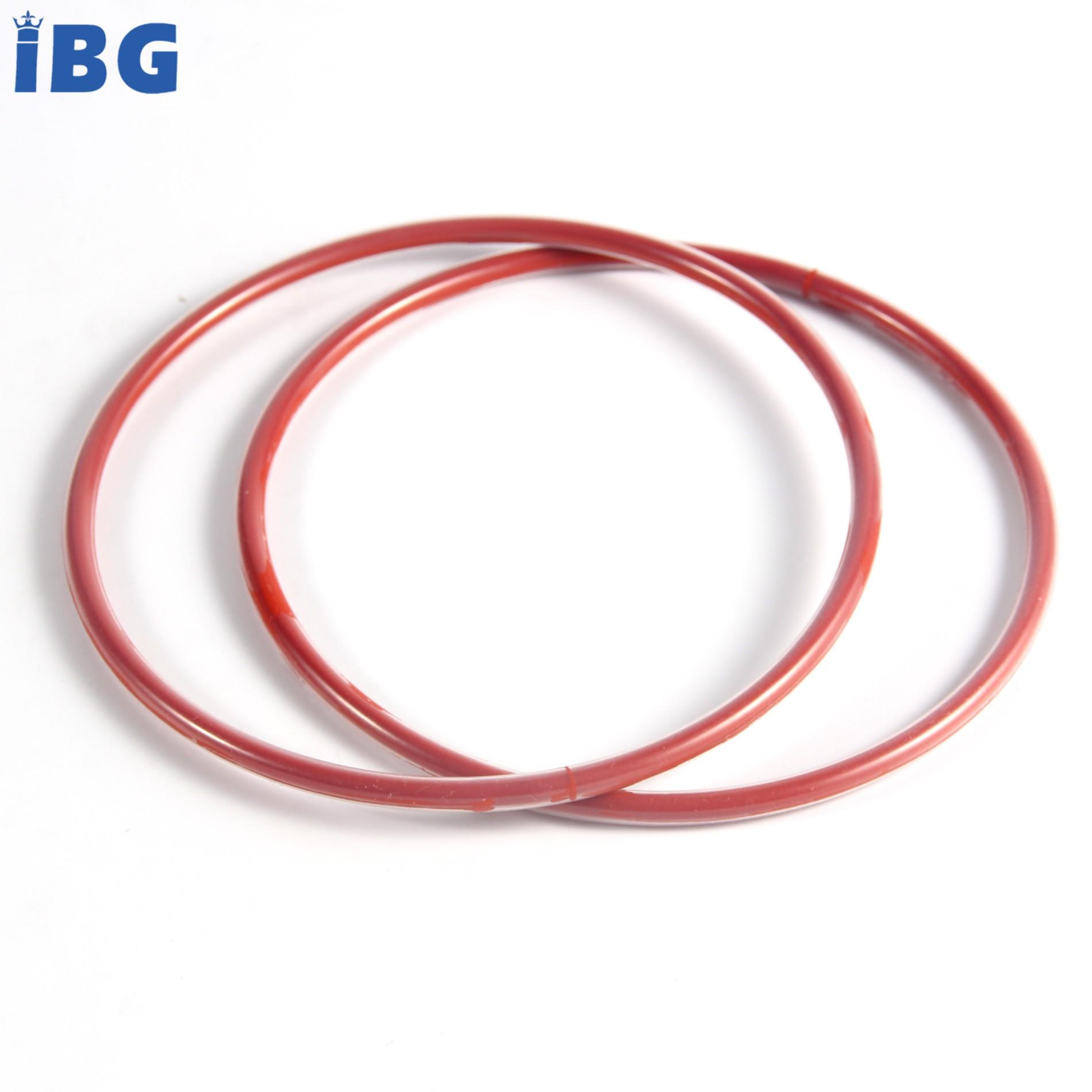 Corrosion Large Size Static Seal Teflon Encapsulated O Ring