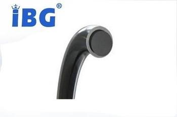 ISO9001:2008 Long Life Erosion-resistant Black Teflon Coated Viton O Rings