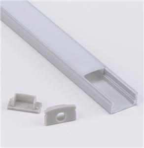AS1 Surface Mount Led Aluminum Profile