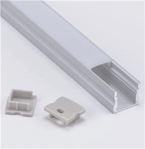 AS2 Surface Mount Led Aluminum Profile