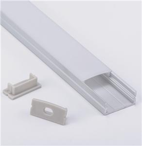 AS3 Surface Mount Led Aluminum Profile