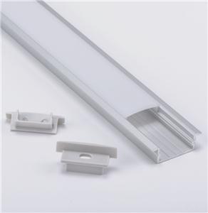 AR3 Recessed Led Aluminum Profile