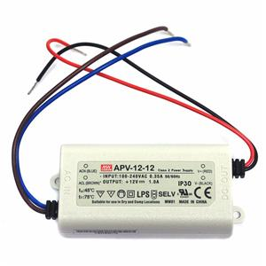 Mean Well APV Series 8~35W C.V LED Power Supply