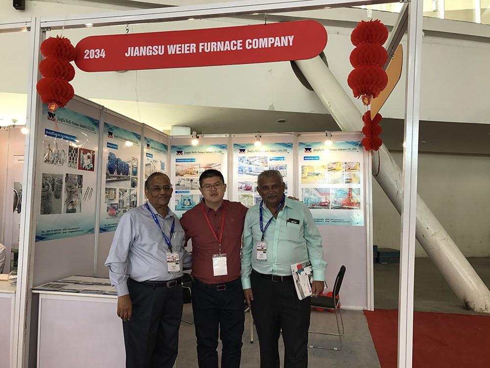 Attend the India Exhibition