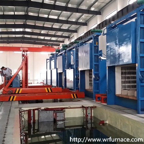 Box Type Rapid Quenching Furnace