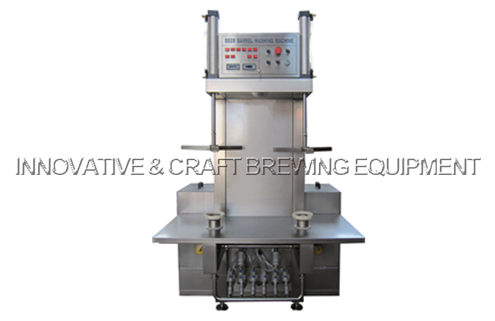 Beer kegging machines