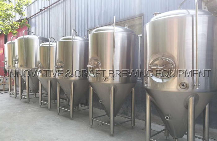 1000L Industrial fermentation tank