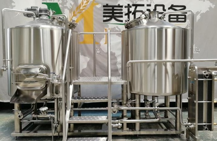 MICET-1000L craft beer microbrewery equipment