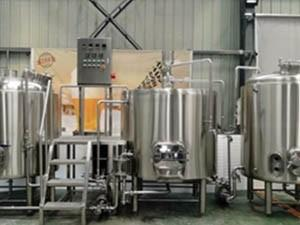 7BBL UK Brewery Showroom was setup in England