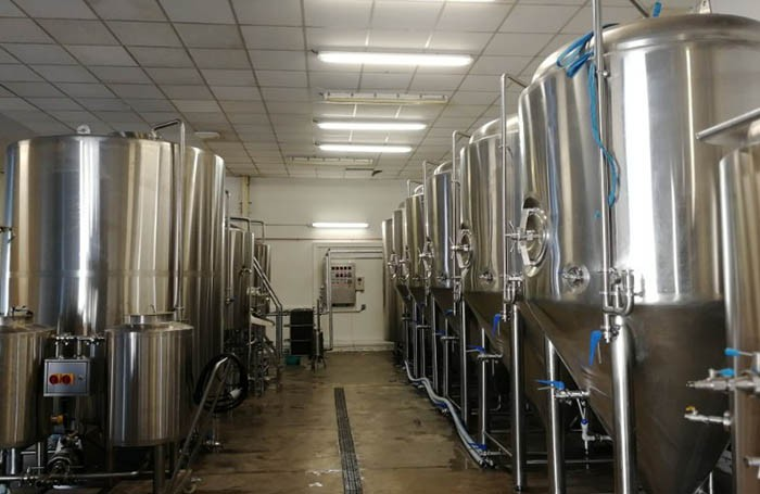 Micet 2000L brewing equipment have finished installation in Canada which have a good opening