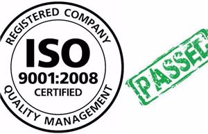 GH Printing Gets ISO Certificate