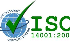 GH Printing Passed ISO:14001