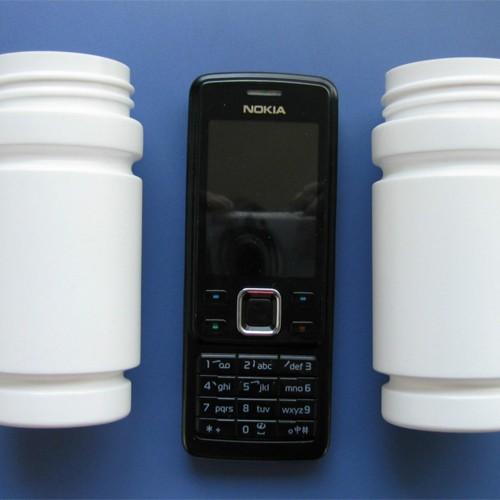 Medicinal HDPE Bottle
