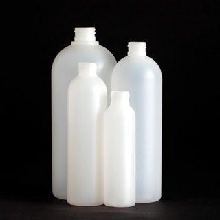 HDPE Bottle For Cosmetics