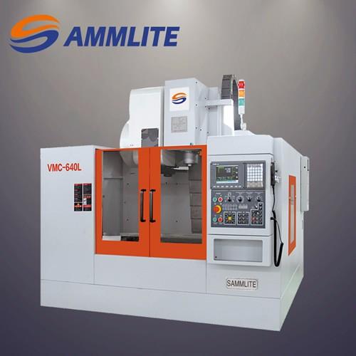 CNC Machining Center VMC 640L/800L