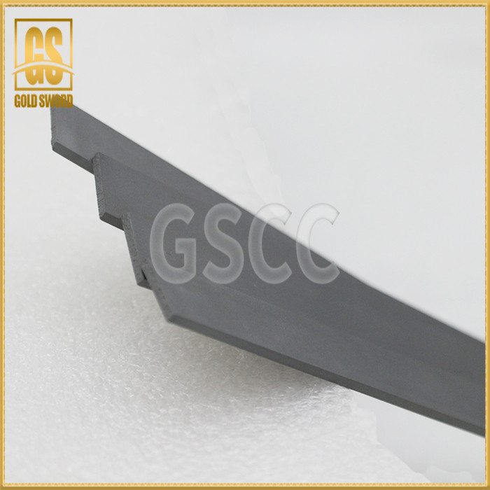 Hard Alloy Sand Breaking Strips