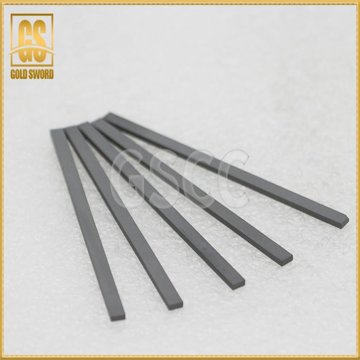 Tungsten Carbide strips blanks YG