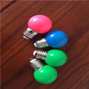 LED Colour Bulb