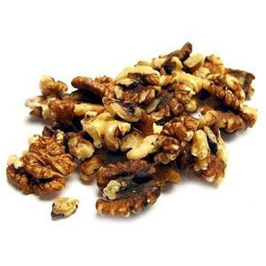 Walnut Kernel Amber Halves