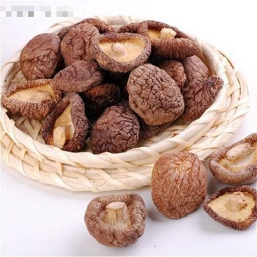 Dried Shitake