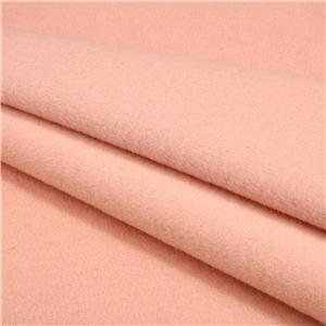 Woolen Double Overcoating Fabric